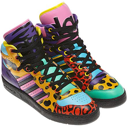 Réduction authentique chaussure adidas nicki minaj Baskets
